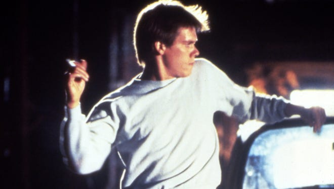 Kevin Bacon in 'Footloose.'