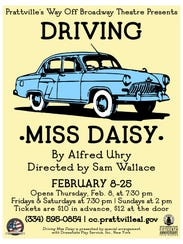 """""""Driving Miss Daisy"""" opens Thursday in Prattville's"""