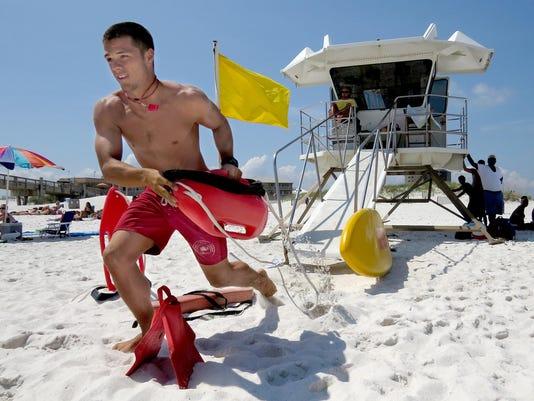 Beach lifeguards 1