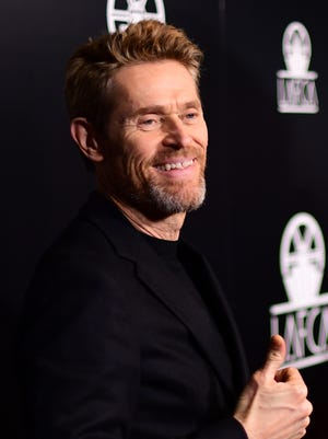 Willem Dafoe is expected to hear his name called on Tuesday as Oscar nominations are announced.