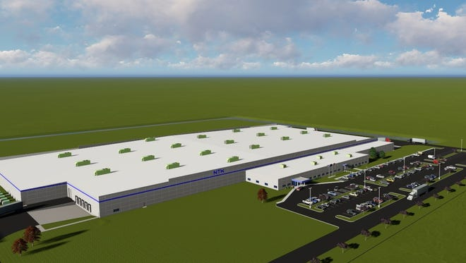 NTK Precision Axle Corp. announced plans on March 3, 2016, to build an auto-parts factory in Anderson, Ind., with plans to eventually hire about 200 workers.