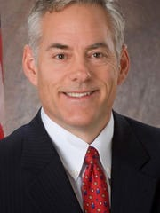 Shelby County Commissioner Steve Basar