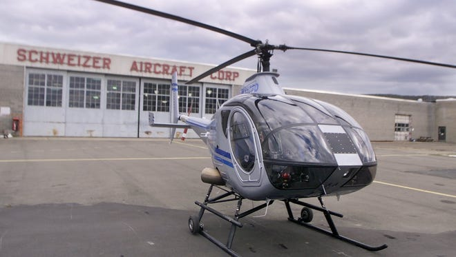 Chemung County has a buyer for the former Schweizer Aircraft facility in Big Flats.