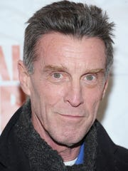 Actor John Glover plays President Wilson.