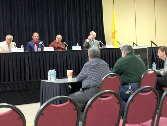 candidate forum keithley