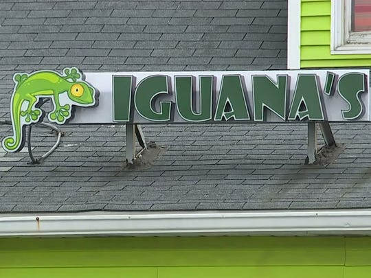 The Iguana's restaurant in Plainfield was also raided by Immigration and Customs Enforcement agents on Tuesday, April 24, 2018.
