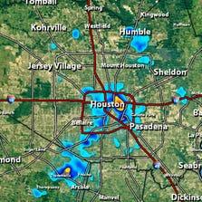 Houston radar (file)
