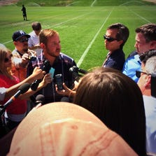 """I want to apologize for the Broncos fans"" Prater says. He takes full responsibility. ""It's no ones fault but my own"""