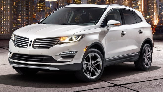 Ford is recalling the 2015 Lincoln MKC for different issues.
