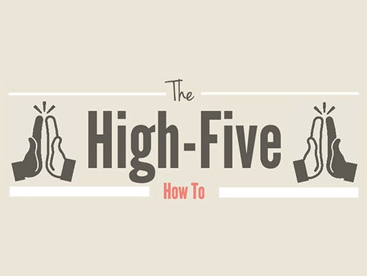 High-five how-to