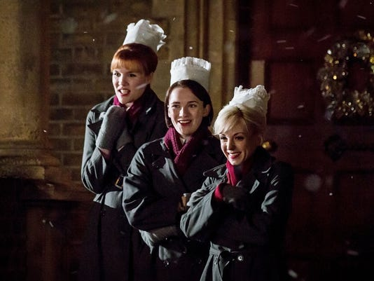 CALL THE MIDWIFE S5 - CHRISTMAS SPECIAL