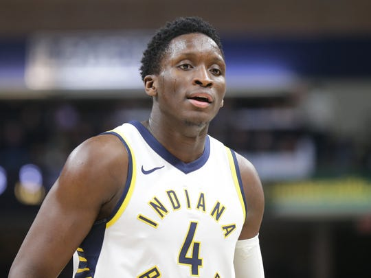 Pacers guard Victor Oladipo will participate in his