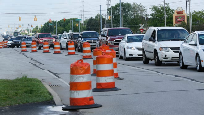 Starting Friday, officers will target traffic on South Street between Sagamore Parkway and Interstate 65. Boundaries for the new traffic enforcement zone were based on statistics that indicate a significant increase in traffic crashes there.