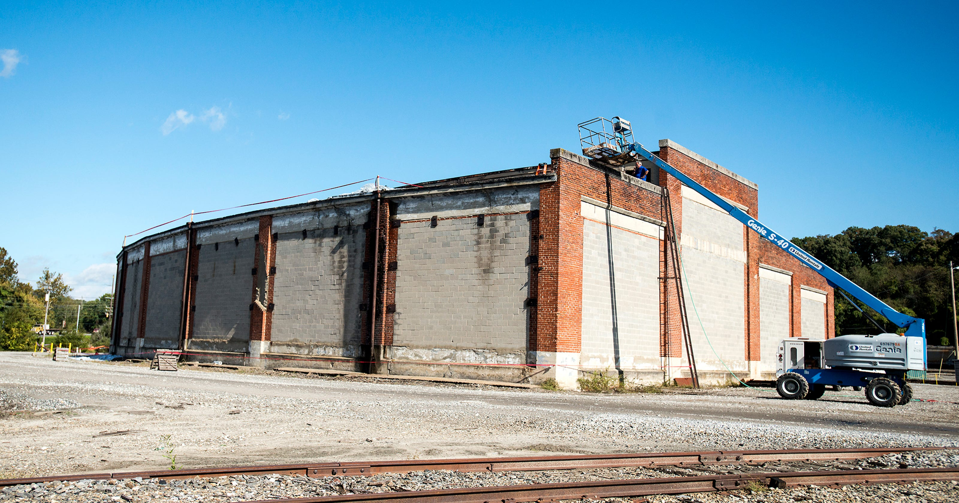 Roundhouse in Asheville to be demolished