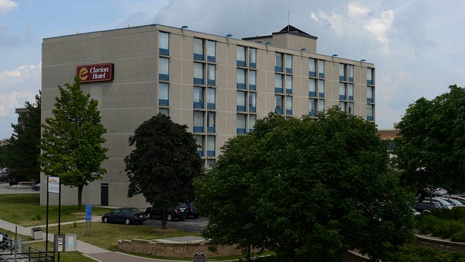 The Clarion Hotel in downtown Green Bay will close next week for remodeling and to make way for expansion of the KI Convention Center. Work is expected to be completed by Aug. 1, 2015.