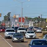Widening of Lakeland Drive is part of Metropolitan Transportation Plan.