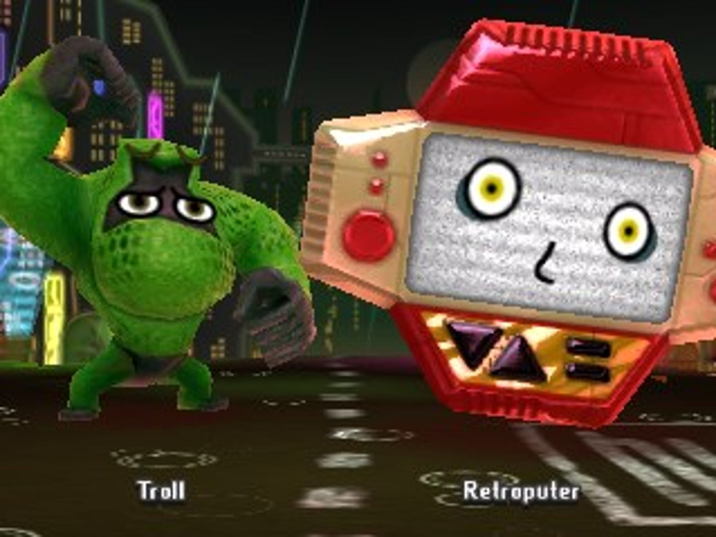Miitopia, Nintendo 3DS.