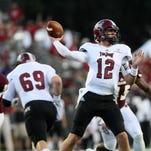 Troy quarterback Brandon Silvers was among the Sun Belt's top-4 in passing efficiency last season as a freshman.