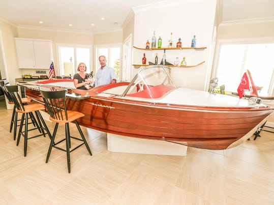 boat bar overview