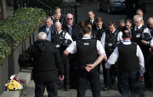 London's murder rate now tops New York City's