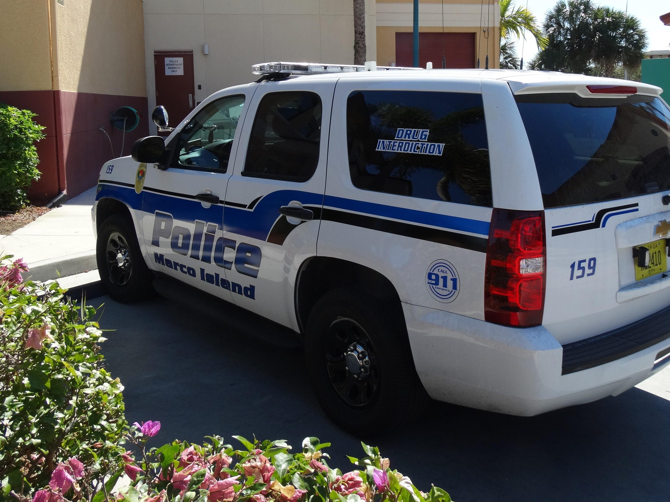 Marco police car
