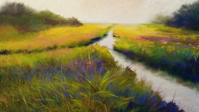 """Nick Serratore's """"Old Mill Creek."""""""