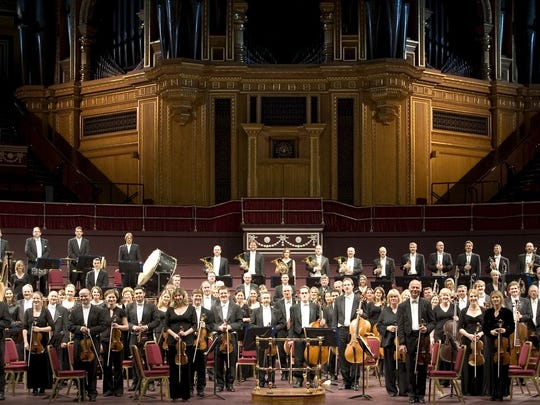 The Royal Philharmonic Orchestra will perform as part of the NJPAC's 2017-18 season.