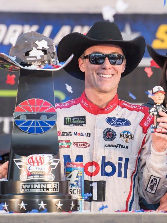 NASCAR: AAA Texas 500
