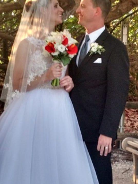Weddings: Rachel Marie Williams & Chad Andrew Maik