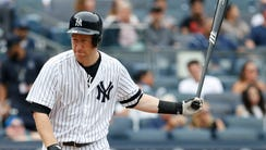 New York Yankees third baseman Todd Frazier