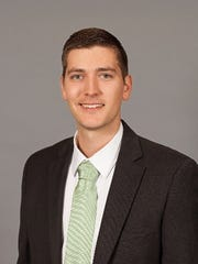 Kody Redwing was promoted to assistant vice president,