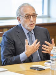 Trian Fund Management's Nelson Peltz