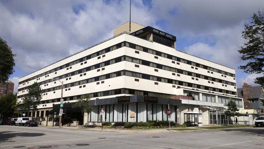 Downtown Milwaukee's Park East Hotel is closing and