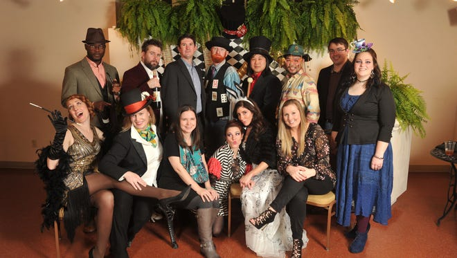 The annual Kemp Karnevale gala is an inspired evening of dress up, dancing, food and live music that begins at 6:30 p.m. Friday Jan 13 at the Kemp Center for the Arts. Proceeds from the fundraiser support the numerous art educational programs the Kemp brings to the community.