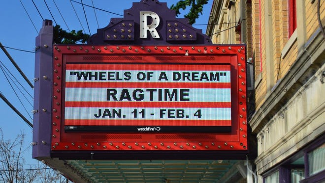 'Ragtime' hits the Ritz stage this month.