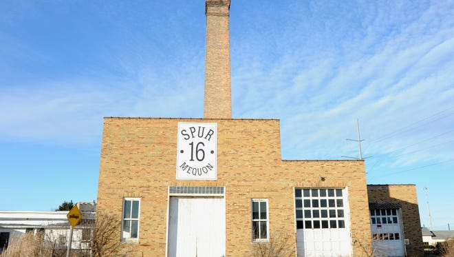 A former industrial building at the Spur 16 mixed-use project in Mequon will house St. Paul Fish Company.