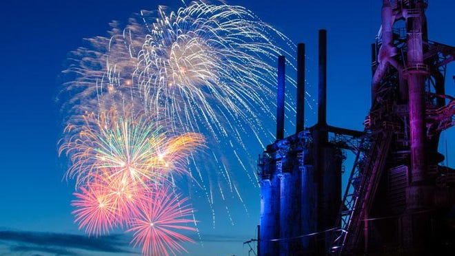SteelStacks' to host Independence Day Celebration on Saturday.