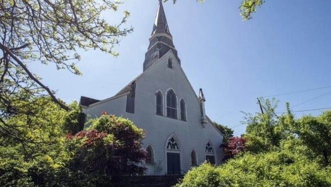 A group of circus arts performers bought the former Sacred Heart Church in South Natick.