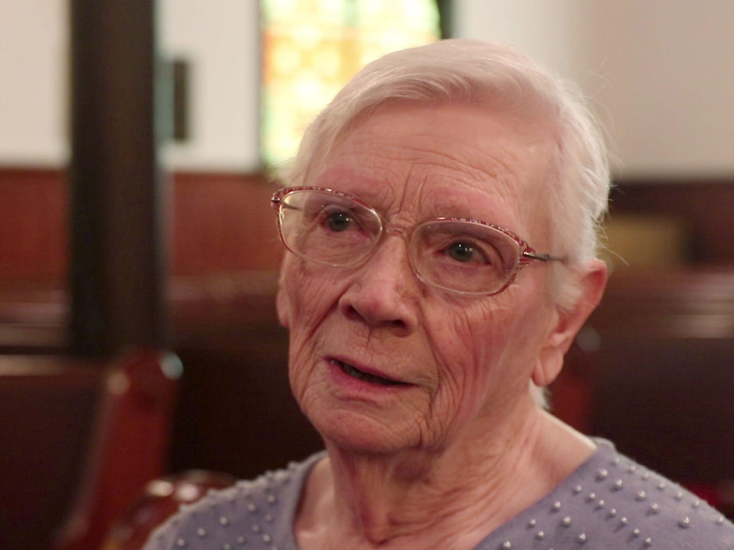 Martha Johnson, a lifelong resident of Lakewood and