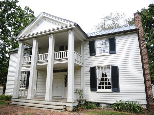SATURDAY -- Sam Davis Home, 1399 Sam Davis Road in