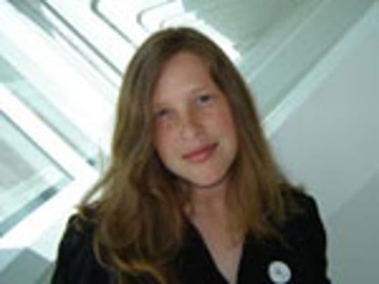 Julie Piering, Richard Wood professor for the teaching of philosophy, at Northern Arizona University.