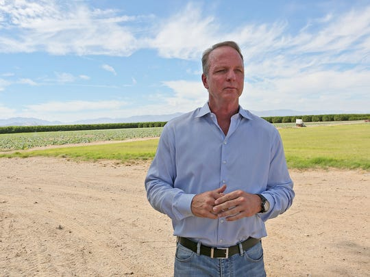 Scott Slater, president and CEO of Cadiz Inc. explains the company's position that they believe the groundwater they would harvest would be lost to evaporation if left to its natural processes.