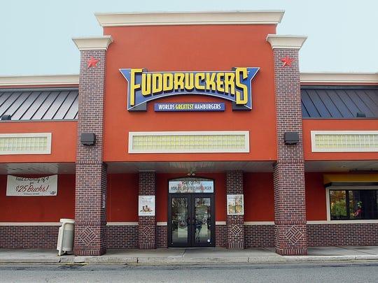 Fuddrucker's at the Roxbury Mall.