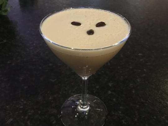 Whisper Creek Mocha Whispresso Martini from Green Hills