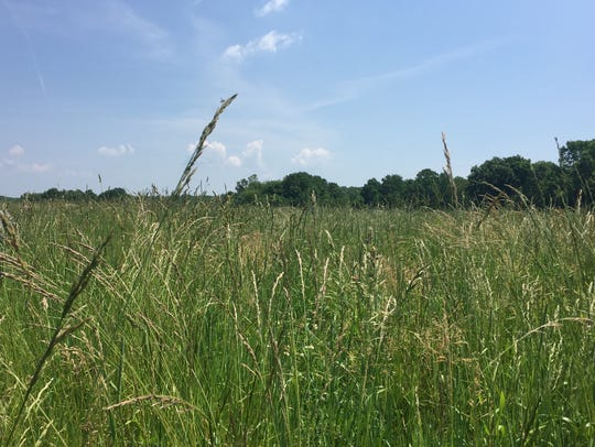 An open-space preservation project on the Somerset-Hunterdon