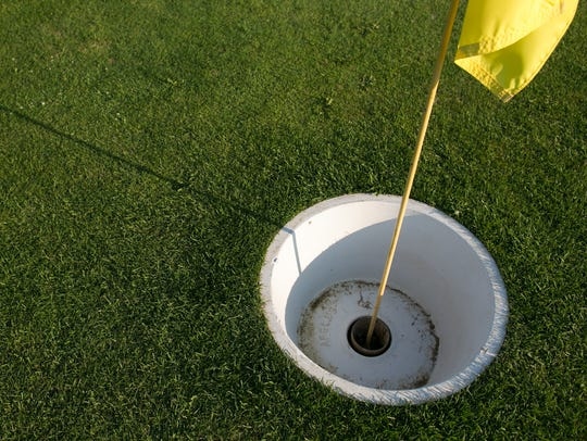 The hole is required to be between 50 and 53 centimeters