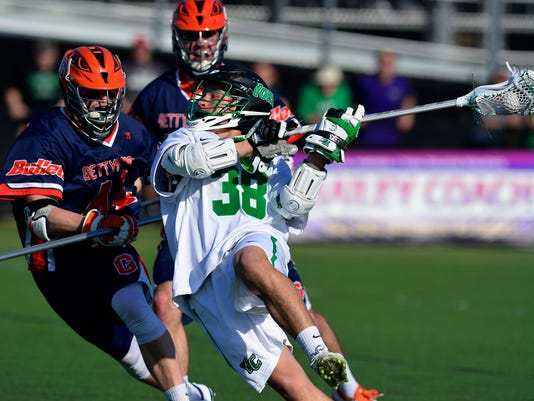 PHOTOS: Gettysburg College vs. York College lacrosse