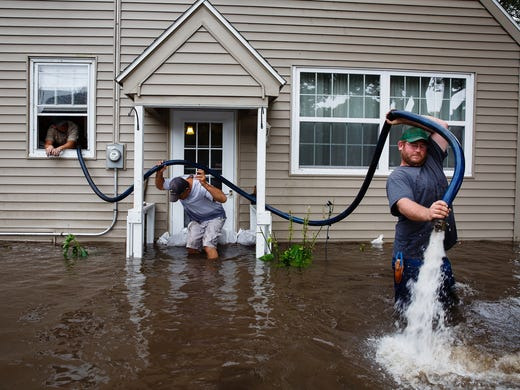 Flood Cleanup: Is your basement flooded? Check your landscaping