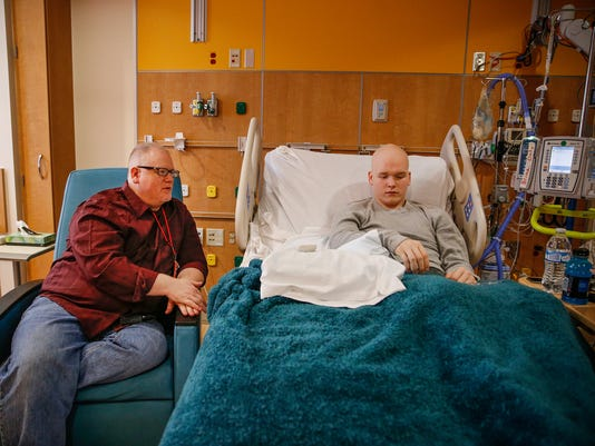 One Son Was In Chemo The Other In The Path Of A Kokomo Tornado