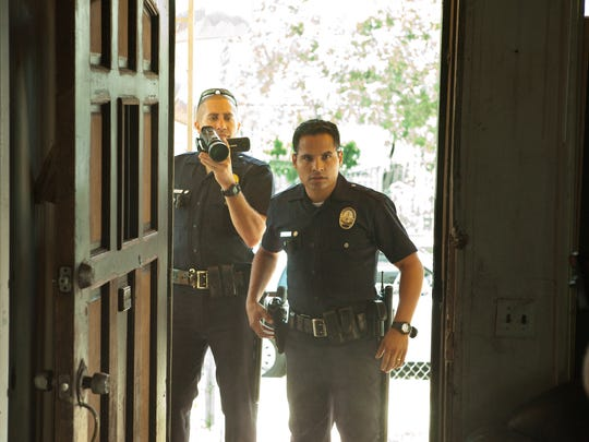 "In this file photo, Michael Peña stars in the film ""End of Watch."" Peña is set to star in a new film ""Horse Soldiers."""